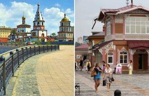 Что посмотреть в Иркутске